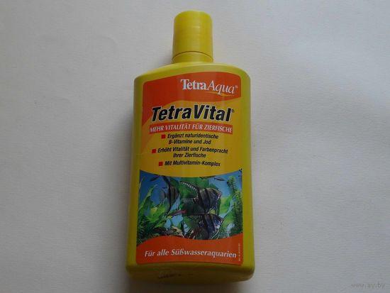 TetraVital для большей жизнестойкости рыб, 500 мл.