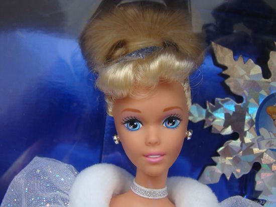 Барби-Золушка, Holiday Princess Cinderella Barbie