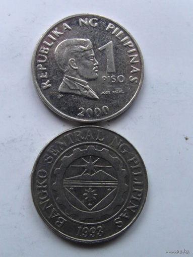 1 Писо 2000г (Филиппины)   распродажа