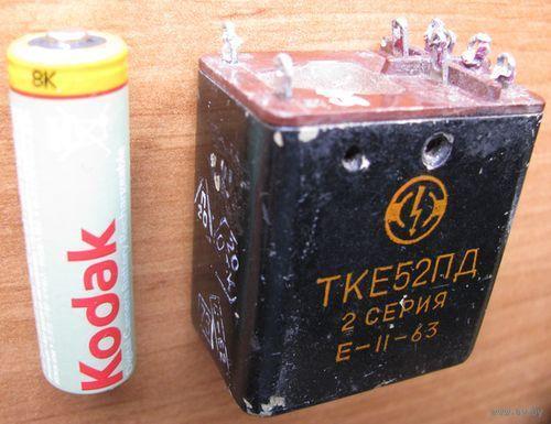 Контактор реле ТКЕ 52 ПД, ( ТКЕ52ПД )