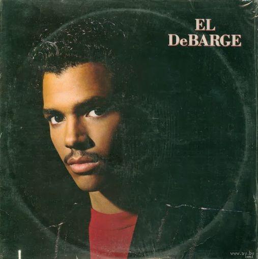 "LP El DeBarge  ""El DeBarge"" (1987)"