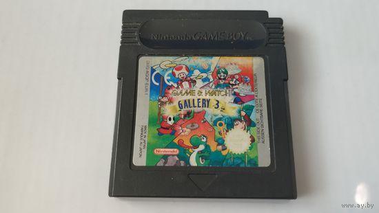 Game & Watch Gallery 3 Вариант 1 Nintendo Game Boy Gameboy