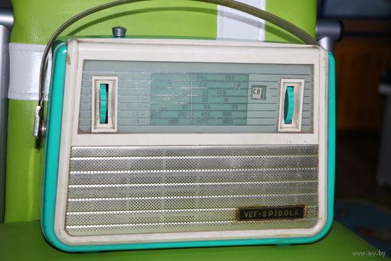 Радиоприемник Вэф-спидола