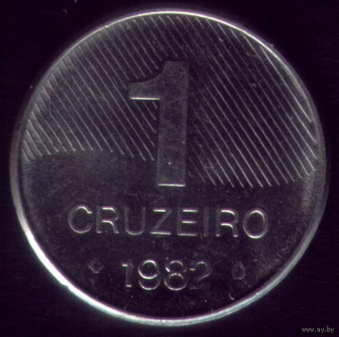 1 Крузейро 1982 год Бразилия