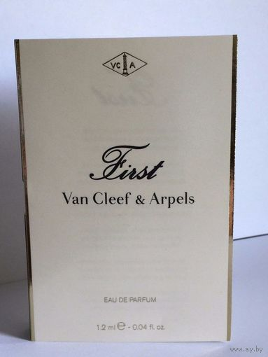 ПРОБНИК Van Cleef & Arpels First EDP