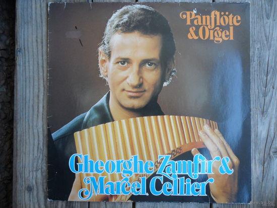 Gheorghe Zamfir / Marcel Cellier - Panflote and Orgel - Pandora, Германия