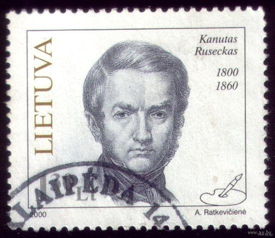 1 марка 2000 год Литва