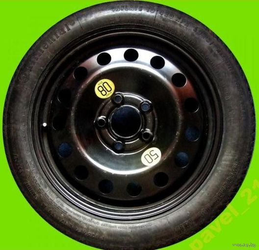 Докатка / запаска BMW F10 E60 E61 E39 E90 E91 E46 (R17')