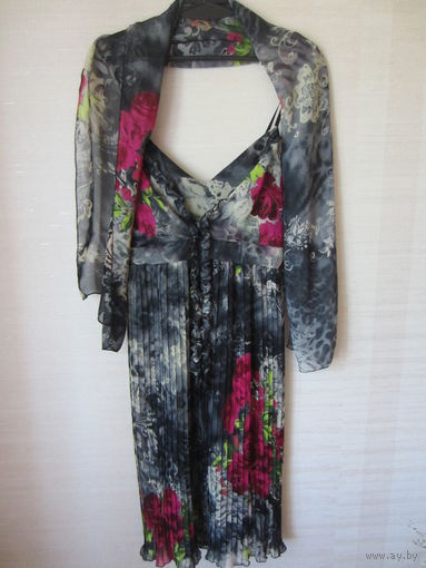 Платье-сарафан вискоза Италия