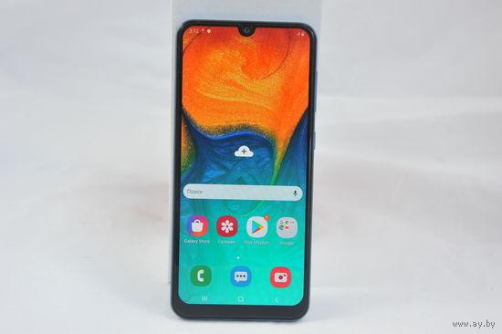 Смартфон Samsung Galaxy A30 3GB/32GB (синий)