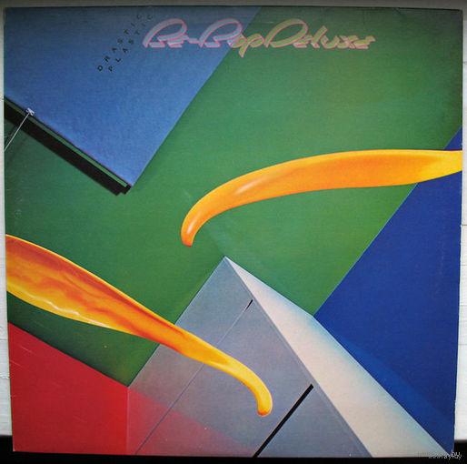 "Be Bop Deluxe ""Drastic Plastic"" LP, 1978"