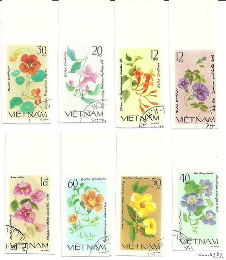 Флора. Цветы. Вьетнам. б/з 1980 г.
