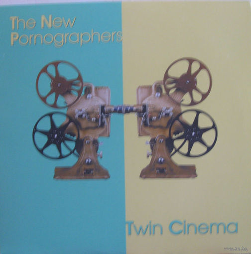 LP  The New Pornographers - Twin Cinema (2005)