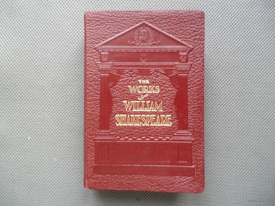 Шекспир, полное собрание пьес и поэм в 1 книге, на английском, 1934г.