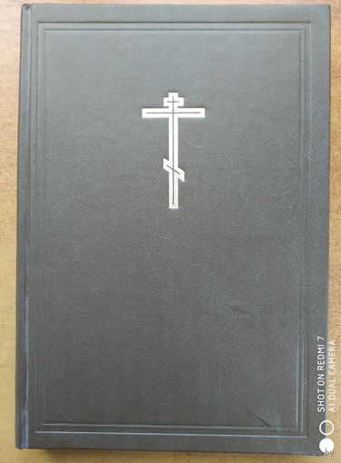 Новая толковая Библия с иллюстрациями Гюстава Дорэ в 12 томах. Том 1.