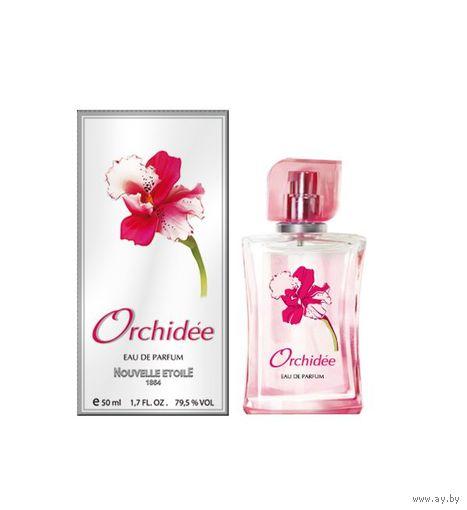 НОВАЯ ЗАРЯ Орхидея (Orchidee) Парфюмированная вода (EDP) 50мл