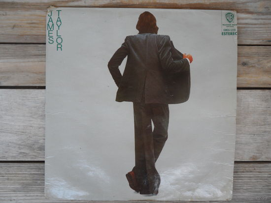 James Taylor - In the Pocket - Warner Bros. Records, Мексика - 1976 г
