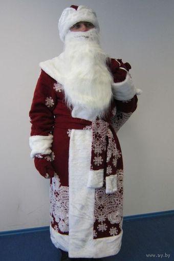 Аренда костюмов Деда Мороза и Снегурочки
