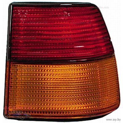 Фонарь задний внешний правый красно-желтый для SEAT TOLEDO I (1L) 91-95