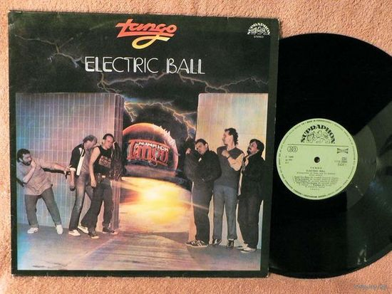 LP Tango - Electric Ball (1986)