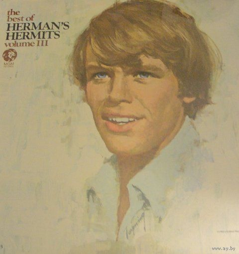 LP Herman's Hermits - The Best Of Herman's Hermits Volume III (1967)