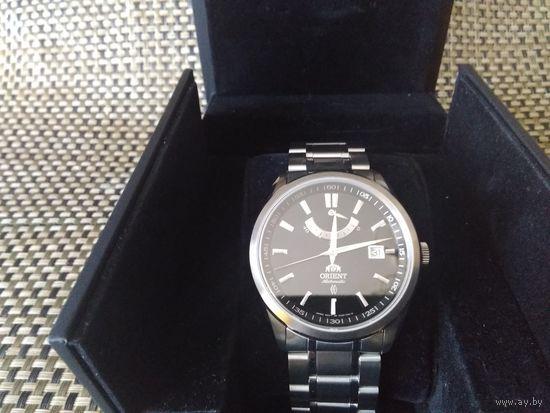 Новые часы механические Orient Automatic Sapfire Япония