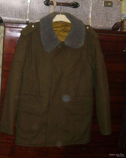 Шинель/пальто зимнее военное РБ образца 1994 года, р.170-95-84