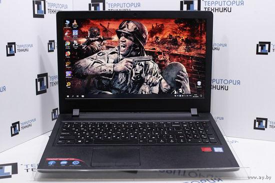 "15.6"" Lenovo IdeaPad 110 на i3-6100U (8Gb DDR4, 500Gb, Radeon R5 M430 2Gb). Гарантия"