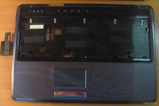 Нижняя часть корпуса с тачпадом ASUS F50Z