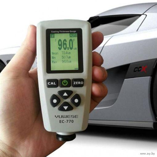 Толщиномер - YUWESE EC-770S