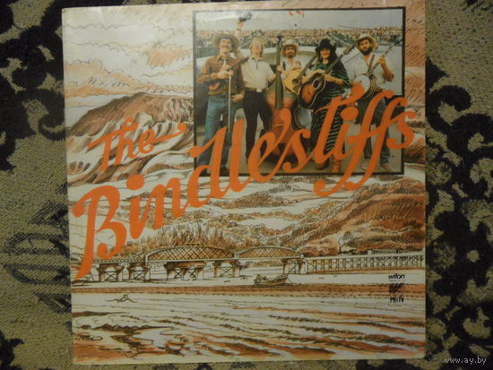 The Bindlestiffs (США) - The Bindlestiffs - Wifon, Польша - 1989 г.