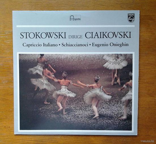 Stokowski dirige Ciaikovski, LP