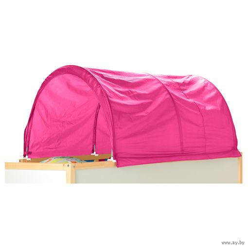 Полог Икеа (КЮРА), розовый в отличном состоянии