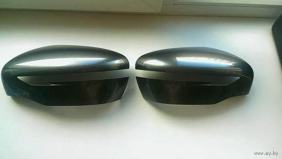 Накладки на зеркала - MIRROR CAP CR для Nissan X-Trail KE960-4E500
