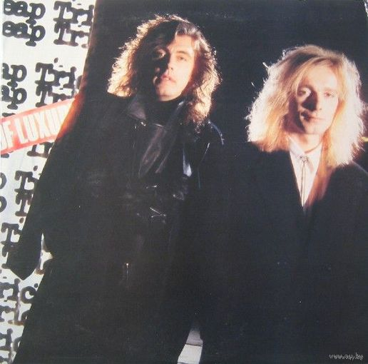 Cheap Trick - Lap Of Luxury-1988,Vinyl, LP, Album,Made in USA.