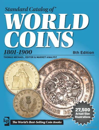 2015 - Krause - Каталог монет мира 1801-1900 - на CD