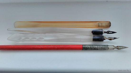 Ручки перьевые, ручки СССР