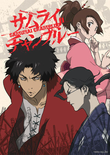 Самурай Чамплу / Samurai Champloo [TV][26 из 26] /Ди - Охотник на вампиров/Охотник на вампиров Ди: Жажда крови
