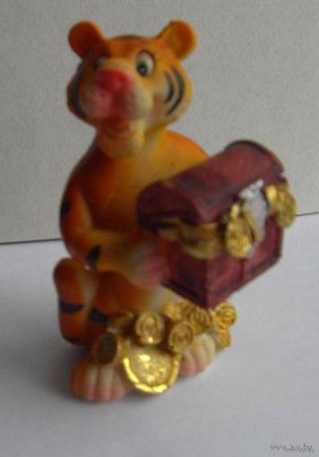 Сувенир фигурка статуэтка ТИГР