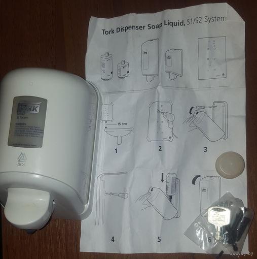 Диспенсер дозатор для жидкого мыла Tork