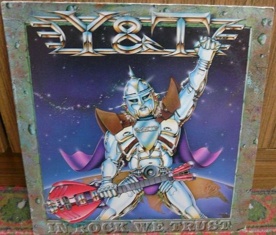 "Y&T - ""In Rock We Trust"""