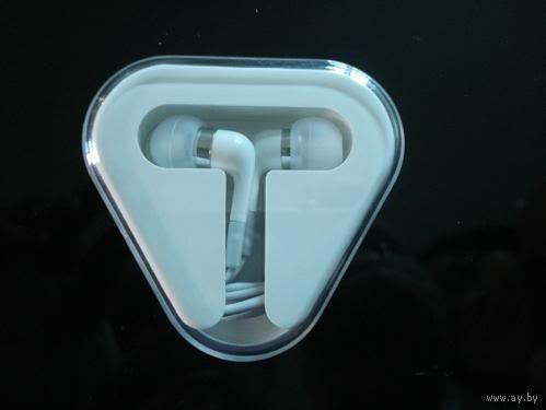 Наушники для  iPod & iPhone
