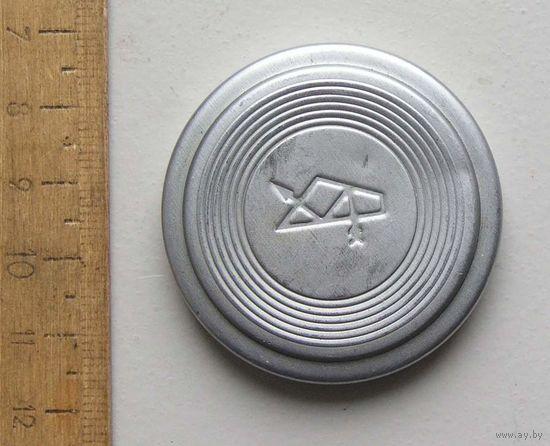 Крышка передняя металлическая на объектив ЮПИТЕР-8 , Индустар-61 и др. с посадочным диаметром 42 мм