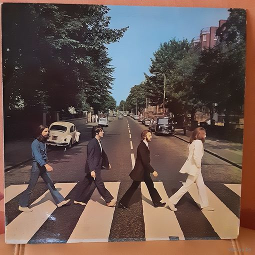 THE BEATLES - 1969 - ABBEY ROAD (GERMANY) LP