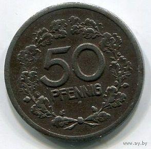 Ng ФОВИНКЕЛЬ - 50 ПФЕННИГОВ 1918