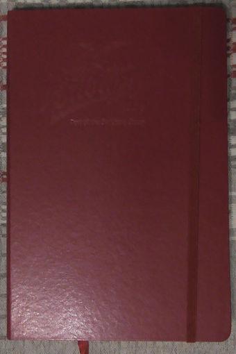 Ежедневник не датированные с логотипом