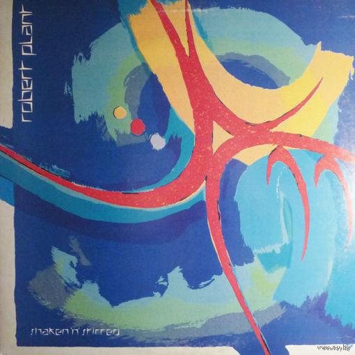 Robert Plant - Shaken 'N' Stirred - LP - 1985