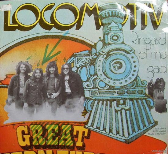 Locomotiv GT - Ringasd El Magad - LP - 1972