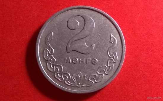 2 мунгу 1981. Монголия.