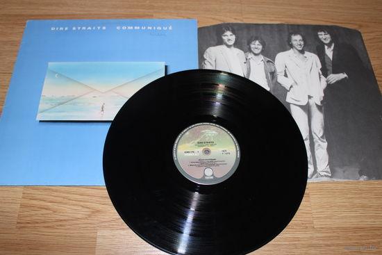 Dire Straits -Communique